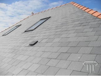 Montegris Slate For Roof/Exterior Walls